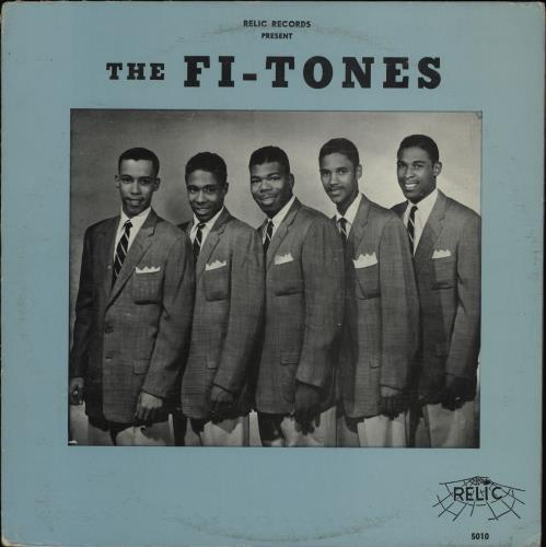 The Fi-Tones The Fi-Tones vinyl LP album (LP record) US 19ELPTH756608