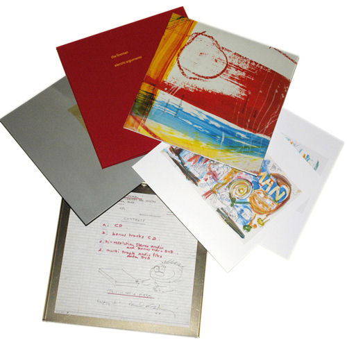 The Fireman Electric Arguments [Deluxe Edition] box set UK TFRBXEL485457