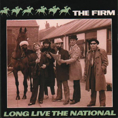 "The Firm (Pop) Long Live The National 7"" vinyl single (7 inch record) UK UP607LO646417"