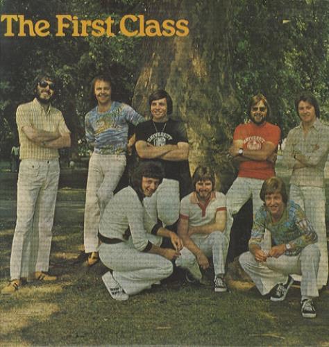 The First Class The First Class vinyl LP album (LP record) UK 1FCLPTH443298