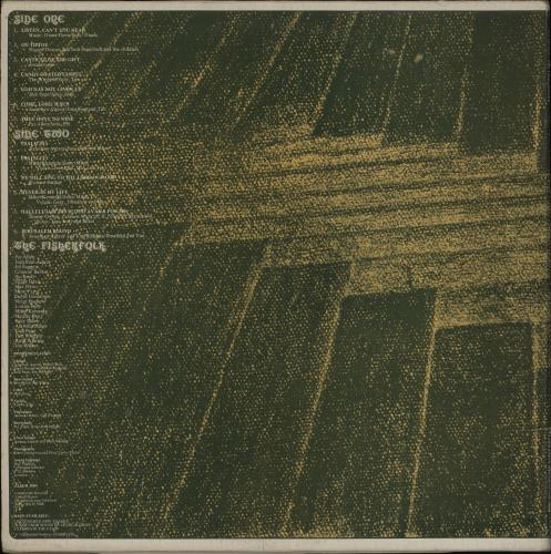 The Fisherfolk On Tiptoe - 1st - EX vinyl LP album (LP record) UK XK1LPON757895