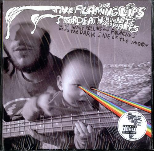 The Flaming Lips The Dark Side Of The Moon - Green Vinyl + CD - Sealed vinyl LP album (LP record) US F-LLPTH508552