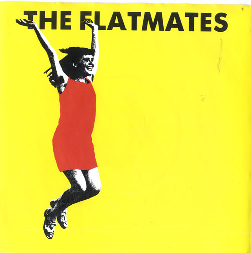 "The Flatmates Happy All The Time 7"" vinyl single (7 inch record) UK FMS07HA601965"