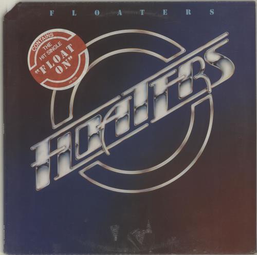 The Floaters Floaters - Sealed vinyl LP album (LP record) US FCVLPFL686340