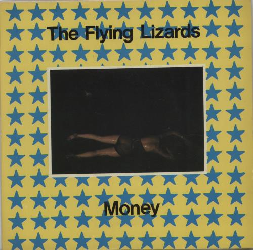 "The Flying Lizards Money 7"" vinyl single (7 inch record) UK FLZ07MO73550"