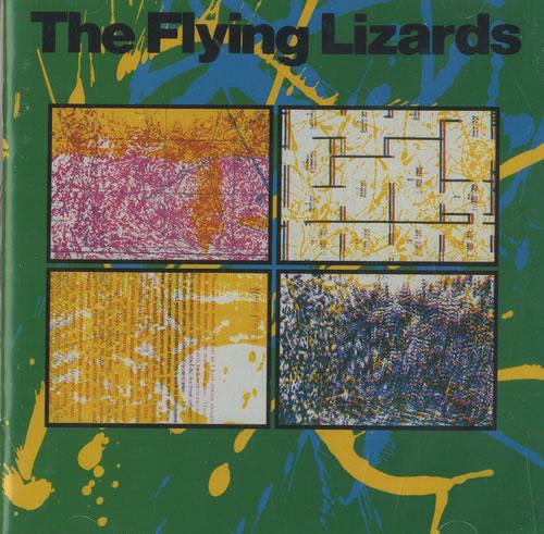 The Flying Lizards The Flying Lizards CD album (CDLP) Japanese FLZCDTH470715