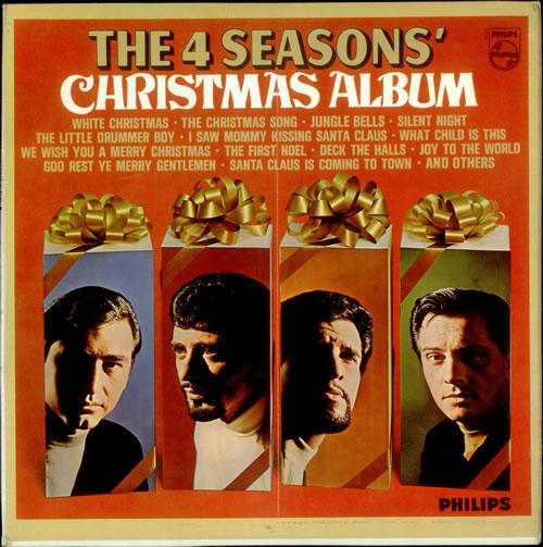 the four seasons christmas album vinyl lp album lp record uk fselpch539028