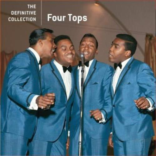The Four Tops Best Of Motown 50 SHM CD Japanese FTPHMBE451995