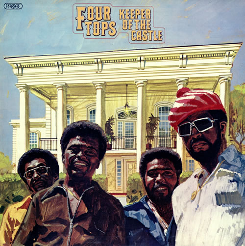 The Four Tops Keeper Of The Castle vinyl LP album (LP record) UK FTPLPKE468195