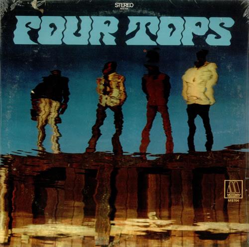 The Four Tops Still Waters Run Deep - Sealed vinyl LP album (LP record) US FTPLPST454018