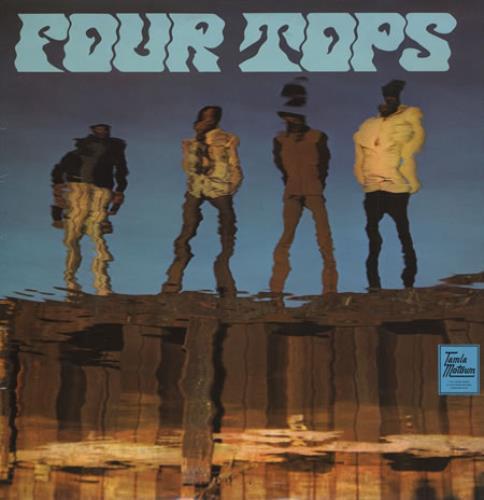 The Four Tops Still Waters Run Deep vinyl LP album (LP record) UK FTPLPST423833
