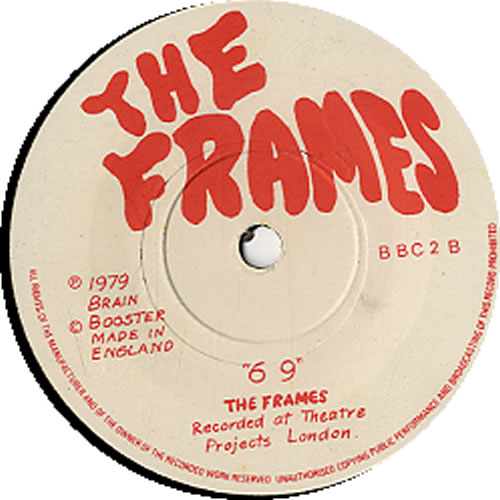 The Frames (Punk) False Accusations UK 7\