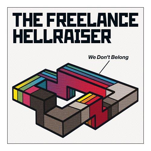 "The Freelance Hellraiser We Don't Belong 12"" vinyl single (12 inch record / Maxi-single) UK FR412WE396094"