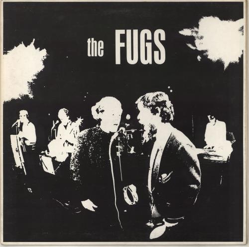 The Fugs The Fugs vinyl LP album (LP record) Italian TFGLPTH517516