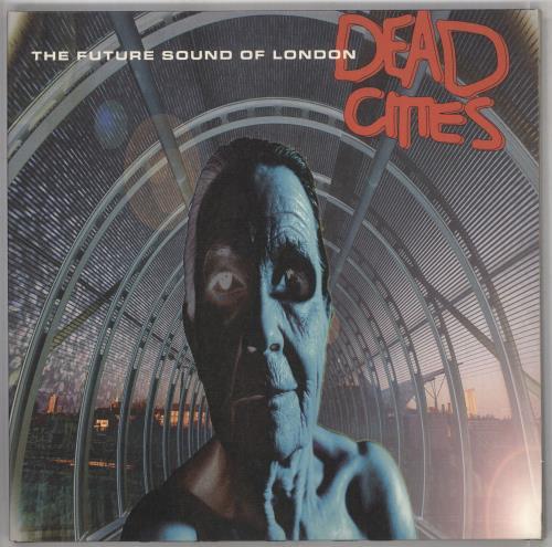 The Future Sound Of London Dead Cities 2-LP vinyl record set (Double Album) UK FSO2LDE739055