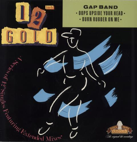 """The Gap Band Oops Up Side Your Head 12"""" vinyl single (12 inch record / Maxi-single) UK GAP12OO642446"""