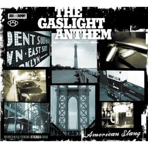 The Gaslight Anthem American Slang CD album (CDLP) UK T6GCDAM509864