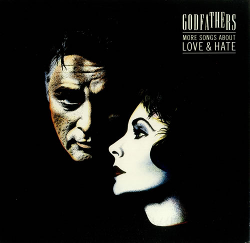 The Godfathers More Songs About Love And Hate vinyl LP album (LP record) UK GDFLPMO445345
