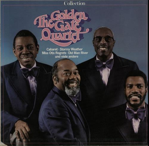 The Golden Gate Quartet Collection vinyl LP album (LP record) German U19LPCO627989