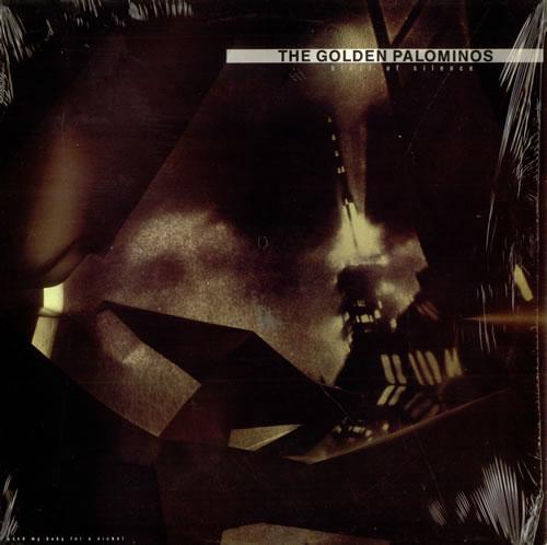The Golden Palominos Blast Of Silence vinyl LP album (LP record) US GLPLPBL516226