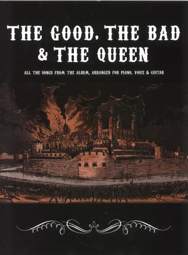 The Good, The Bad And The Queen The Good, The Bad & The Queen: Sheet Music book UK TUQBKTH748487