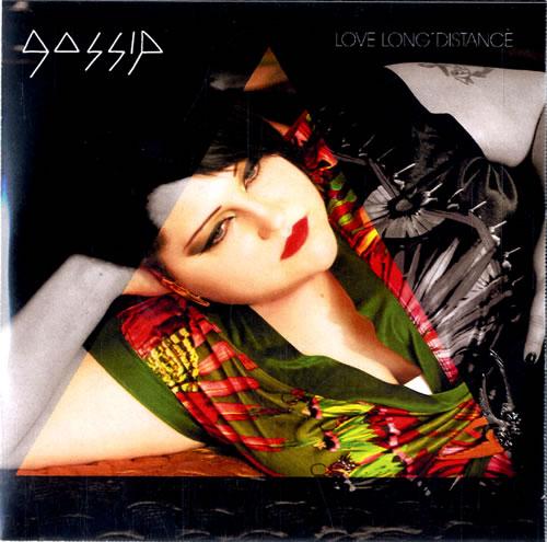 The Gossip Love Long Distance CD-R acetate UK F4TCRLO539265