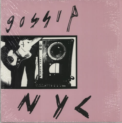 The Gossip Undead in NYC vinyl LP album (LP record) US F4TLPUN595183