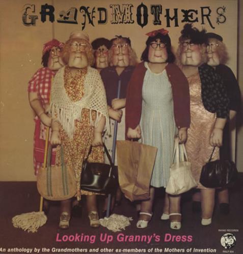 The Grandmothers Looking Up Granny S Dress Us Vinyl Lp