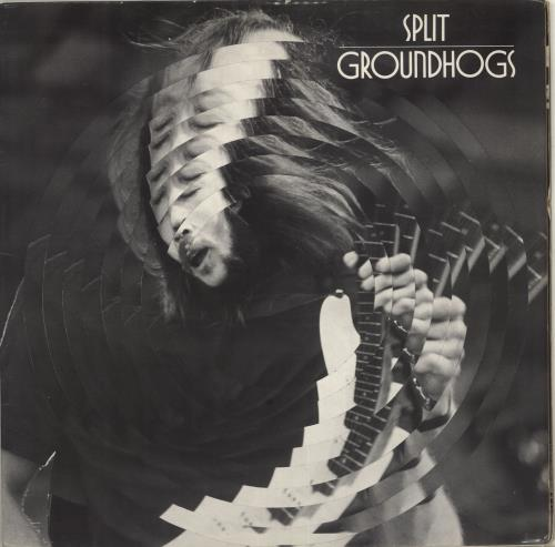 The Groundhogs Split - 1st - EX vinyl LP album (LP record) UK GHGLPSP61385
