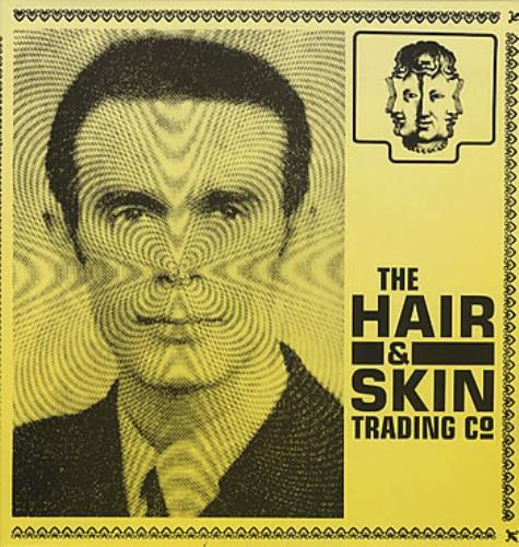 "The Hair & Skin Trading Co Ground Zero 12"" vinyl single (12 inch record / Maxi-single) UK TJC12GR320227"