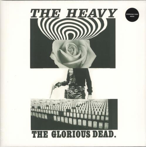The Heavy The Glorious Dead - Sealed 2-LP vinyl record set (Double Album) UK Y1Y2LTH718825