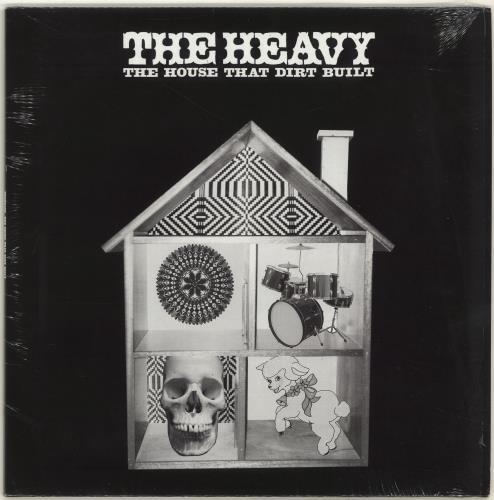 The Heavy The House That Dirt Built - 180gram Vinyl vinyl LP album (LP record) UK Y1YLPTH704335