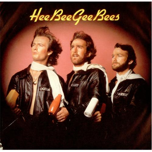 "The HeeBeeGeeBees Meaningless Songs 7"" vinyl single (7 inch record) UK EE307ME423488"