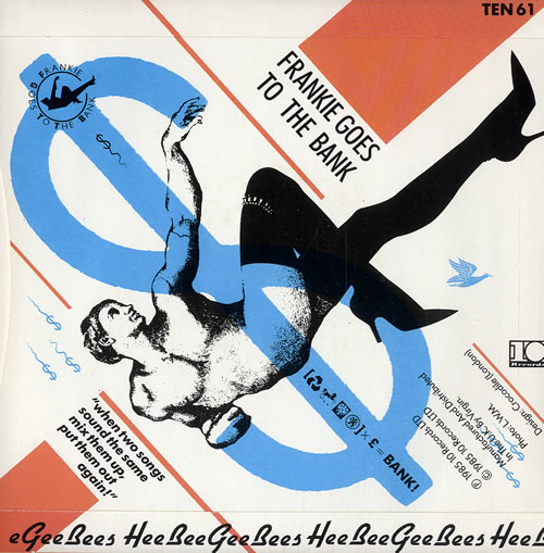 "The HeeBeeGeeBees Purple Pants - Ponce 7"" vinyl single (7 inch record) UK EE307PU511238"