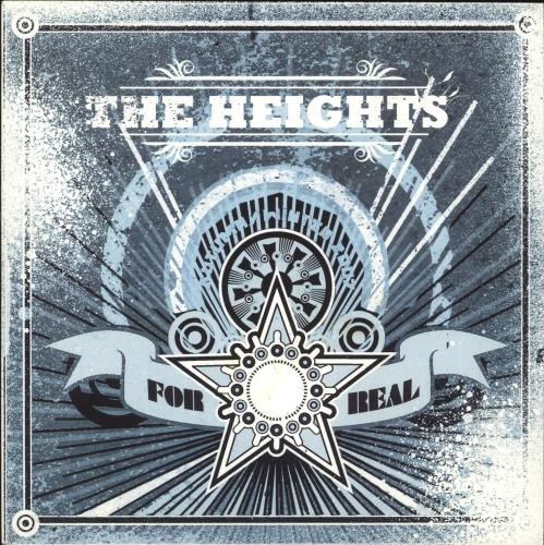 "The Heights For Real - Fully Autographed 7"" vinyl single (7 inch record) UK T3007FO718327"