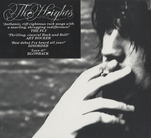 "The Heights Long Way Home CD single (CD5 / 5"") UK T30C5LO437402"