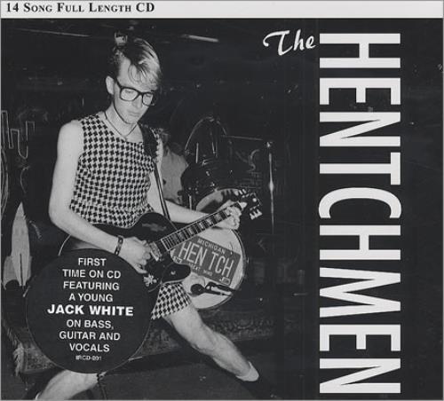 The Hentchmen Hentch-Forth.Five CD album (CDLP) US HNCCDHE406895