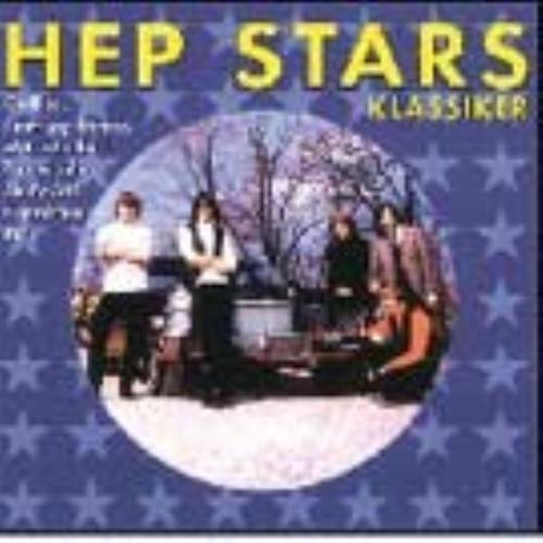 The Hep Stars Klassiker CD album (CDLP) Swedish HEPCDKL276917