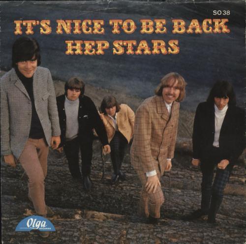 "The Hep Stars Malaika 7"" vinyl single (7 inch record) Swedish HEP07MA02109"