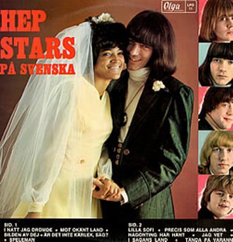 The Hep Stars Pa Svenska vinyl LP album (LP record) Swedish HEPLPPA222881