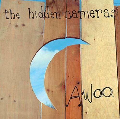 The Hidden Cameras Awoo CD album (CDLP) UK HICCDAW370898