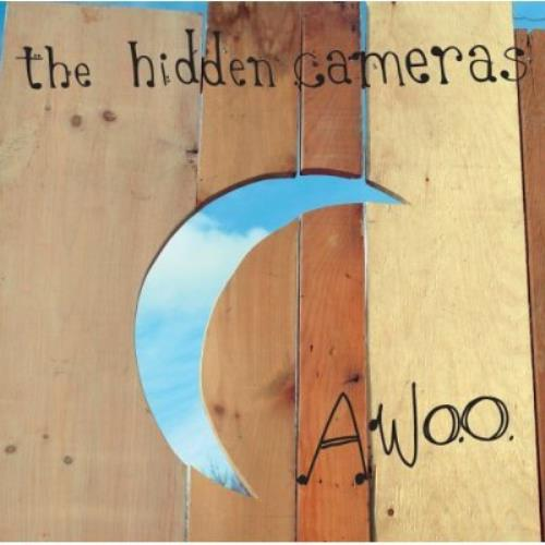 The Hidden Cameras Awoo vinyl LP album (LP record) US HICLPAW382049