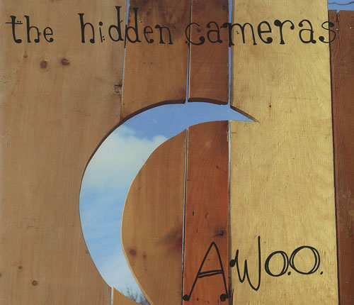 The Hidden Cameras Awoo CD album (CDLP) UK HICCDAW476289