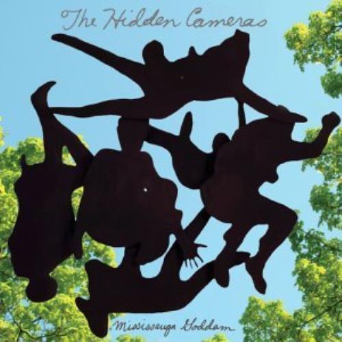 The Hidden Cameras Mississauga Goddam CD album (CDLP) UK HICCDMI292776