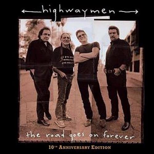 The Highwaymen (Country) The Road Goes On Forever - 10th Anniversary Edition 2-disc CD/DVD set UK HIA2DTH338896
