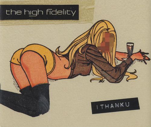 """The High Fidelity Ithanku CD single (CD5 / 5"""") UK HGFC5IIT497253"""
