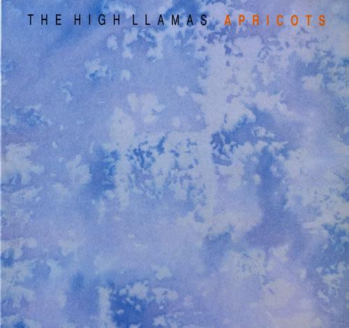 The High Llamas Apricots vinyl LP album (LP record) UK LLALPAP553069