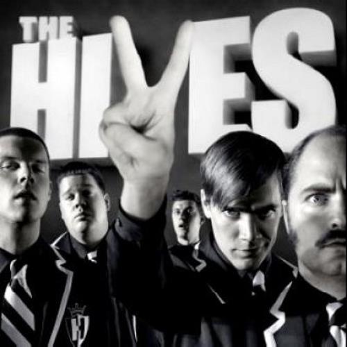 The Hives The Black And White Album CD album (CDLP) UK HVECDTH415648