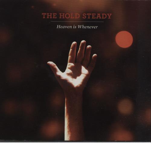 The Hold Steady Heaven Is Whenever CD album (CDLP) UK UUICDHE505204