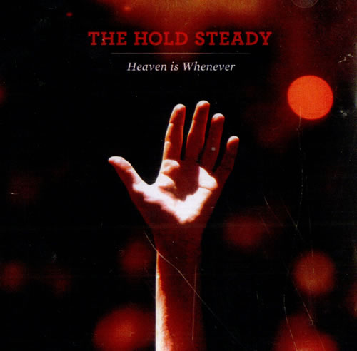 The Hold Steady Heaven Is Whenever CD-R acetate US UUICRHE511367